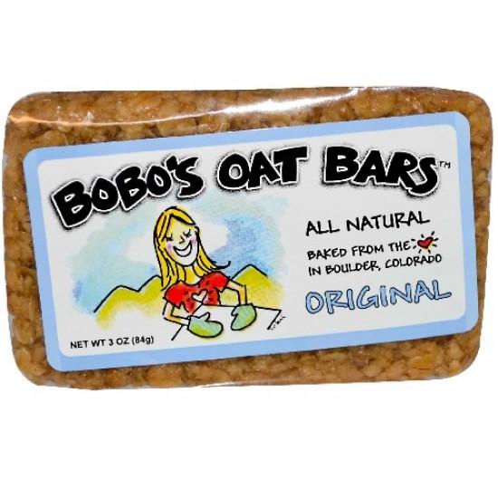 Bobo's Oat Bars All Natural Original Oat Bar (12x3 Oz)