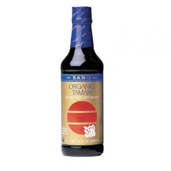 San-J Tamari Gold Label Wheat Free (6x10 Oz)