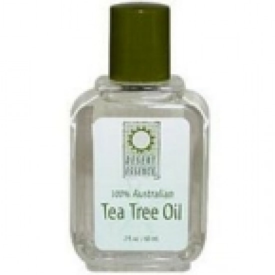 Desert Essence Tea Tree Oil 100% Pure (1x.5 Oz)