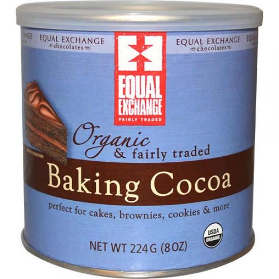Equal Exchange Baking Cocoa ( 6x8 Oz)