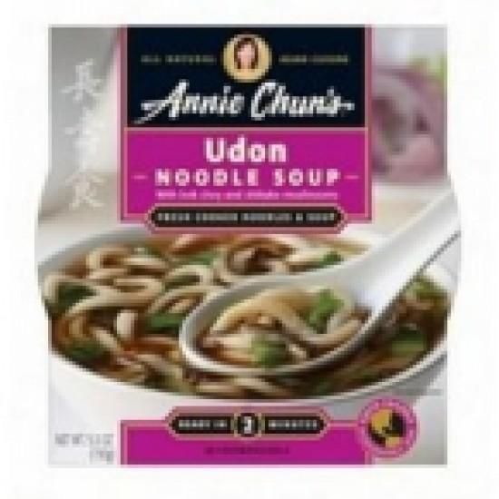 Annie Chun's Udon Soup Bowl (6x5.3 Oz)