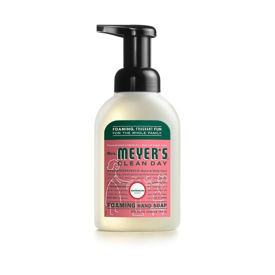 Mrs Meyers Clean Day Foaming, Watermelon (6x10 OZ)