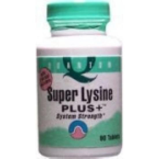 Quantum Health Super Lysine + Tablets (1x90 TAB)