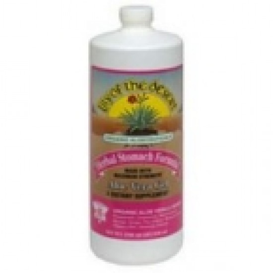 Lily Of The Desert Stomach Herbal Formula (1x32 Oz)