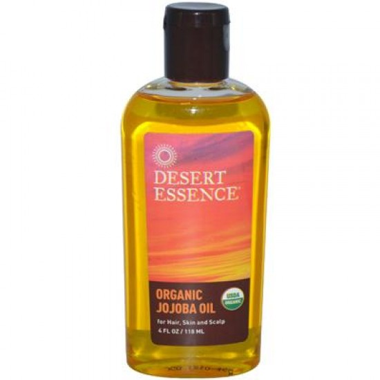 Desert Essence Jojoba Oil (1x4 Oz)