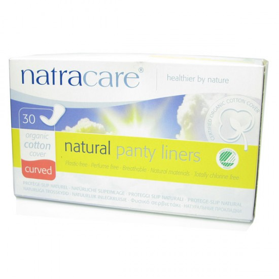 Natracare Curved Panty Shields (1x30 CT)