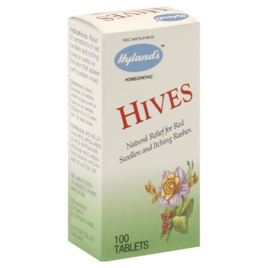 Hyland's Hives Tablets (1x100 TAB)