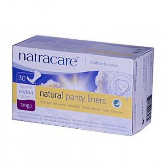 Natracare Thong Style Panty Liners (1x30 CT)