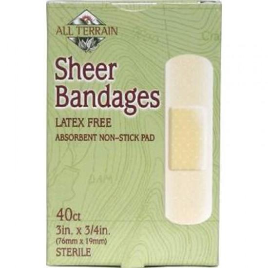 All Terrain Sheer Bandage 3x4\
