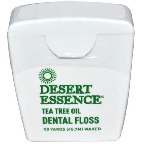 Desert Essence Dental Floss (6x50 YD)