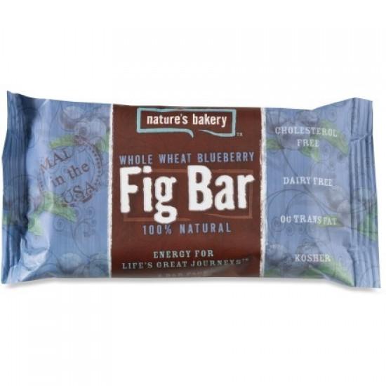 Nature's Bakery Fig Bar Blueberry (12x2 OZ)