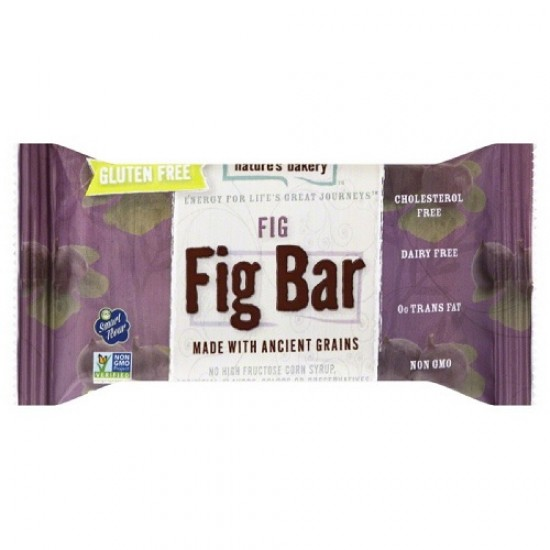 Nature's Bakery Fig Bar (12x2 OZ)