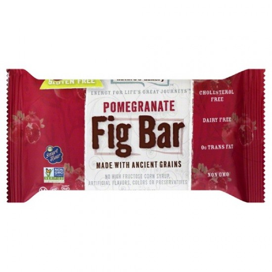 Nature's Bakery Fig Bar Pomegranate (12x2 OZ)