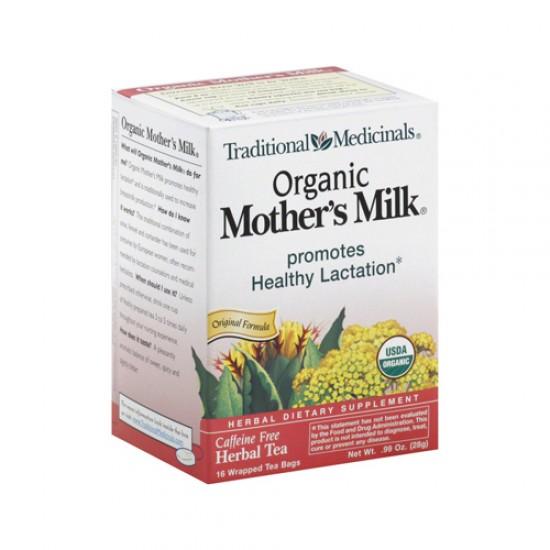 Traditional Medicinals Mother's Milk Herb Tea (1x16 Bag)