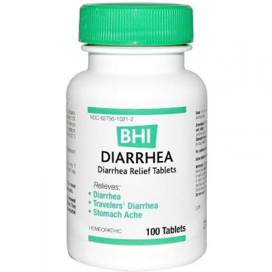 Bhi Diarrhea Relief (1x100 TAB)