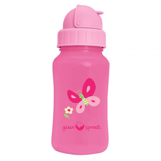 Green Sprouts Aqua Bottle Pink (1 Count)