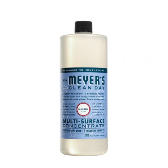 Mrs. Meyer's Multi Surface Concentrate Blubell (32 fl Oz)