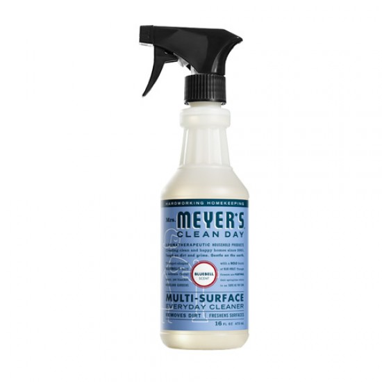 Mrs. Meyer's Multi Surface Spray Cleaner Blubell (16 fl Oz)