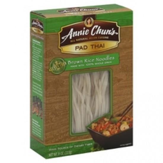 Annie Chun's Pad Thai Brown Rice Noodle (6x8Oz)